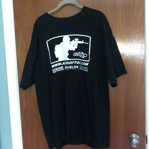Airsoft tee